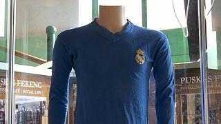 Hungria e Real Madrid celebram carreira de Ferenc Puskás