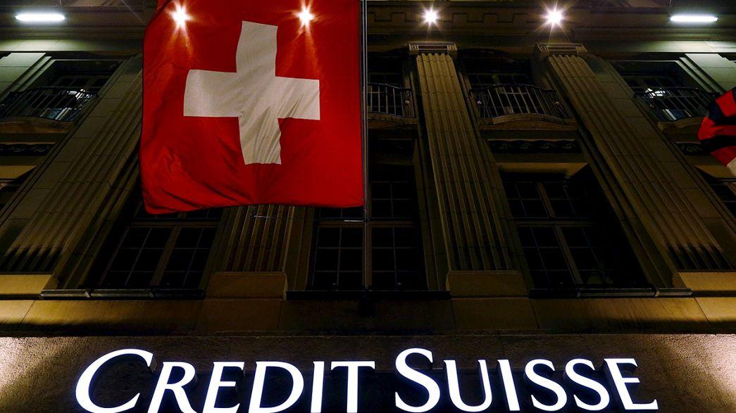 Direção do Credit Suisse sob fogo dos acionistas