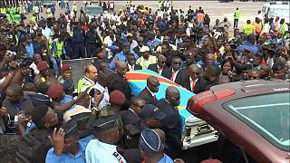 DRC: The remains of Papa Wemba arrived at Kinshasa