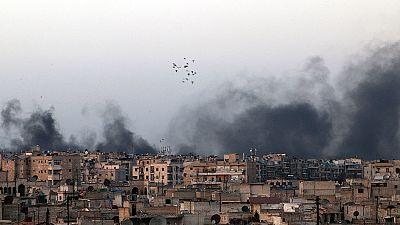 Trégua parcial não pára bombas em Alepo