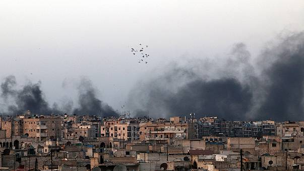 Air strikes and shelling cause more deaths in Aleppo