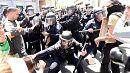 EUA: nova manifestação violenta contra Trump na Califórnia