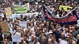 برگزاری راهپیمایی «روز جهانی کارگر» در تهران