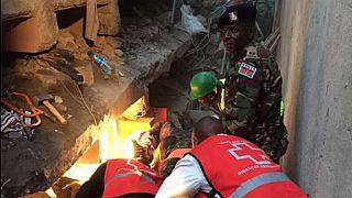 Kenya : au moins sept morts dans l'effondrement d'un immeuble ce vendredi à Nairobi