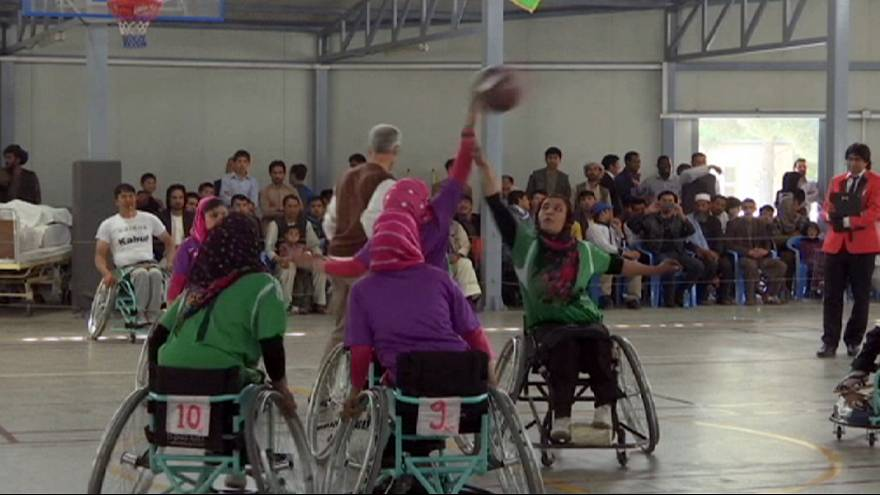 Women's wheelchair basketball in Afghanistan