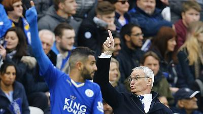 EPL: Champions in waiting Leicester in Super Sunday clash