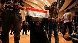 Irak : des manifestants envahissent le Parlement à Bagdad