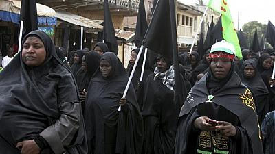 Nigerian Shiite group demands exhumation from mass grave