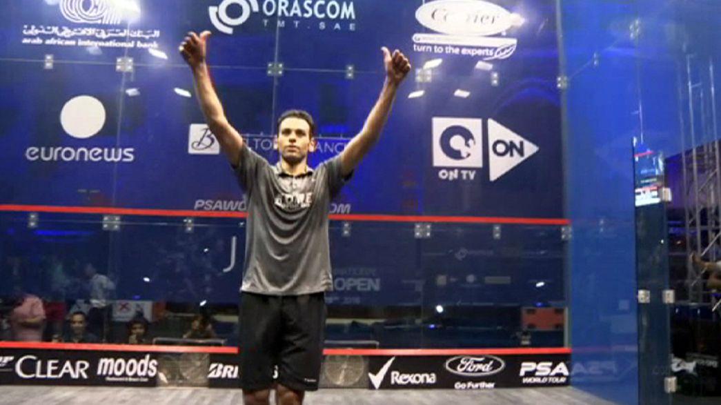 Mohamed El Shorbagy conquista finalmente o El Gouna International