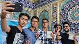طرفداران دولت اکثریت نسبی مجلس دهم ایران را در اختیار گرفتند