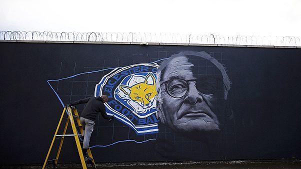 Leicester voit la vie en bleu