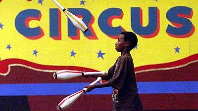 Afrique du Sud : un cirque pour transformer la vie des enfants des quartiers pauvres