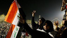 """Líder xiita no Iraque: """"Ou estes políticos corruptos saiem ou o governo é derrubado"""""""