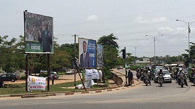 Jules Yao Adjo, agent informel de la circulation au Togo