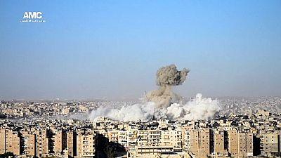 Alep: la Russie ne veut pas faire pression sur Damas