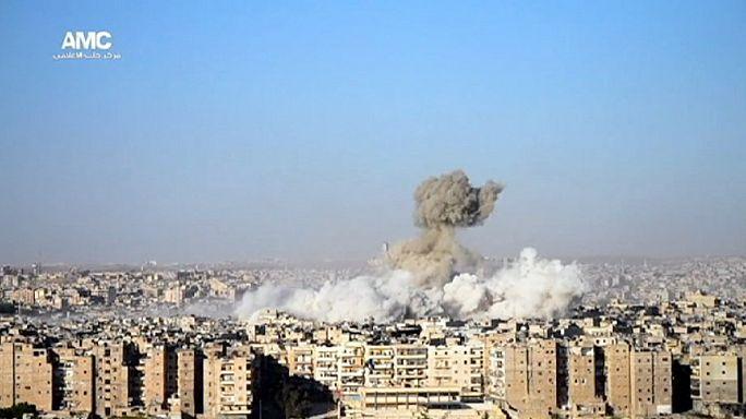موسكو: قصف حلب هو لمكافحة الإرهاب ولن نضغط على الأسد لوقف الضربات