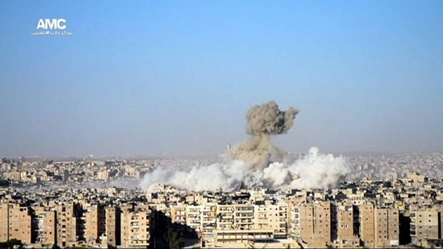 Russia will not ask Syria to halt air strikes on Aleppo