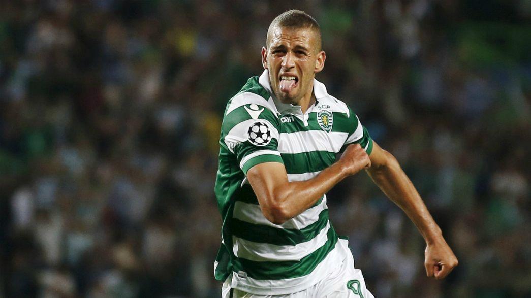 Liga Portuguesa, J32: Sporting vence no Dragão e mantém Benfica sob pressão