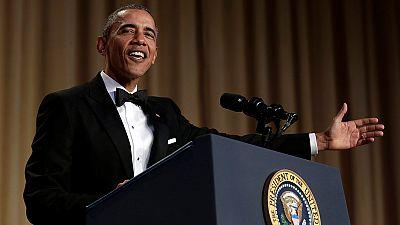 Barack Obama: 'Comedian-in-Chief'