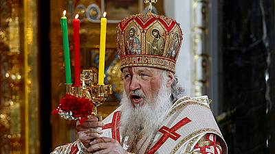 Orthodox Christians in Europe and Middle East celebrate Easter