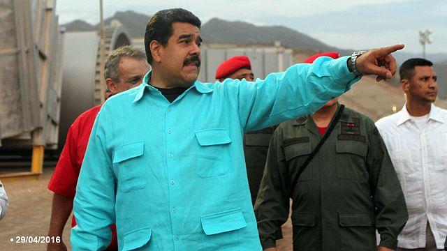 """Венесуэла: """"подарки"""" к Первомаю на фоне кризиса"""