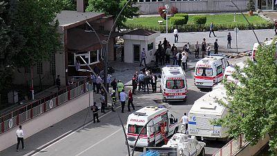 Deux morts et 19 blessés dans un attentat en Turquie
