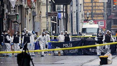 Turquie : nouvel attentat contre un immeuble de la police à Gaziantep