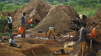 Cameroon's booming small-scale gold miners