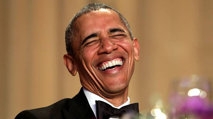 Barack Obama, futur « commandant en chef du canapé »
