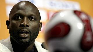 George Weah stays active ahead of political campaign