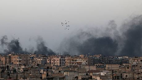 Trotz Feuerpause: weiter Luftangriffe auf Aleppo
