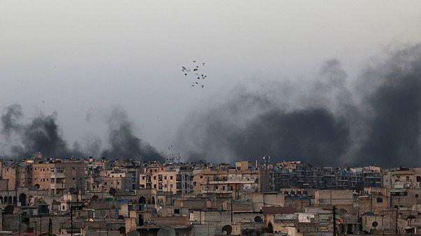 Síria: A Alepo continua a não chegar ajuda humanitária, somente bombas