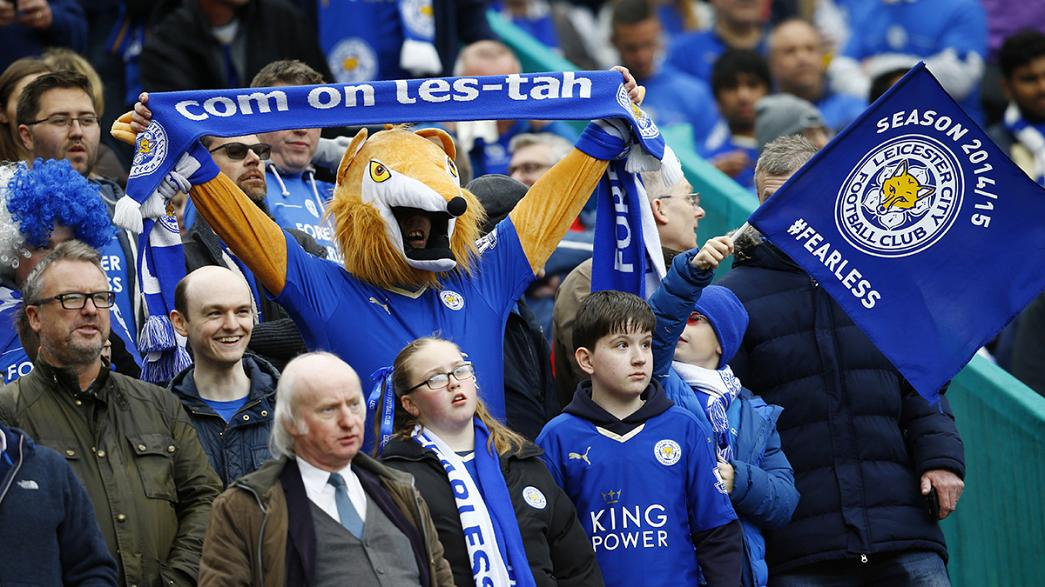 """El Leicester City es """"la mayor sorpresa en la historia de las apuestas"""""""
