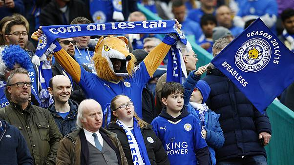 """Against all odds: Leicester City create """"biggest ever betting shock"""""""