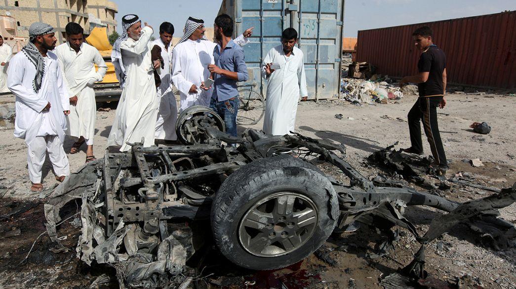 Anschlag der IS-Miliz im Südirak: Zahlreiche Tote und Verletzte