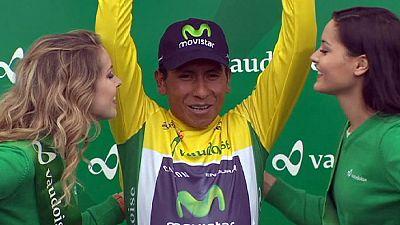 Quintana gagne le Tour de Romandie