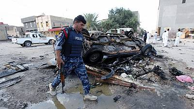 ISIS claims twin suicide attack that killed at least 33 in Iraq
