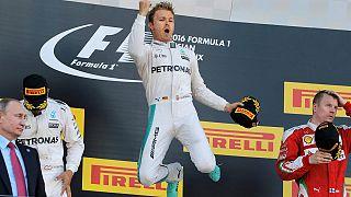 Mais um passeio de Rosberg em Sochi