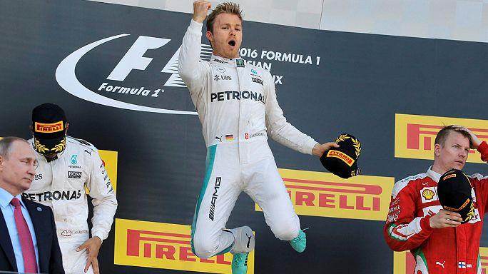 Speed - Megint Rosberg