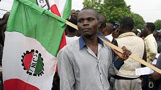 Fête du travail : des syndicats dénoncent le cumul d'arriérés de salaire au Nigeria