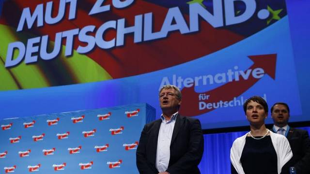 حزب البديل من أجل ألمانيا يتبنى نهجا مناهضا للإسلام