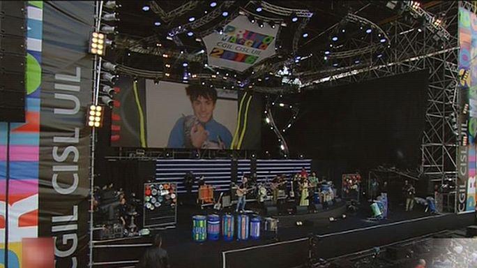 Ιταλία: Αφιερωμένη στον Τζούλιο Ρετζένι η συναυλία για την Πρωτομαγιά
