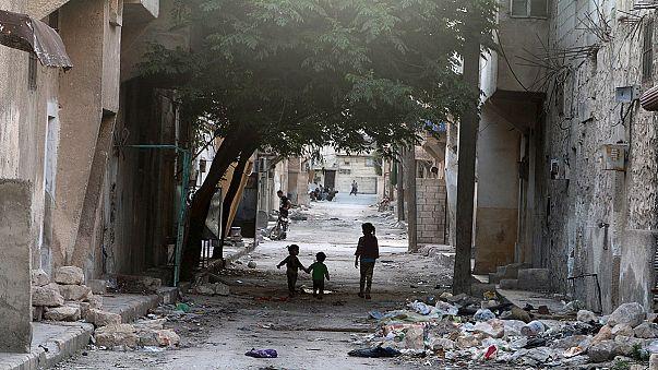 A Alepo no llega la tregua