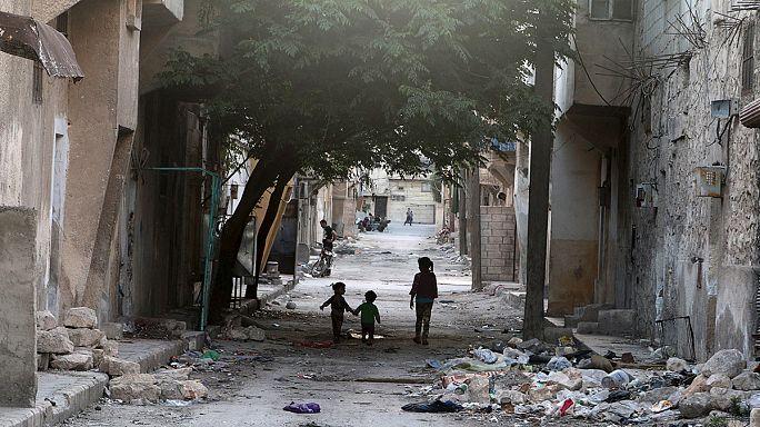 Россия ведёт переговоры по прекращению огня в Алеппо