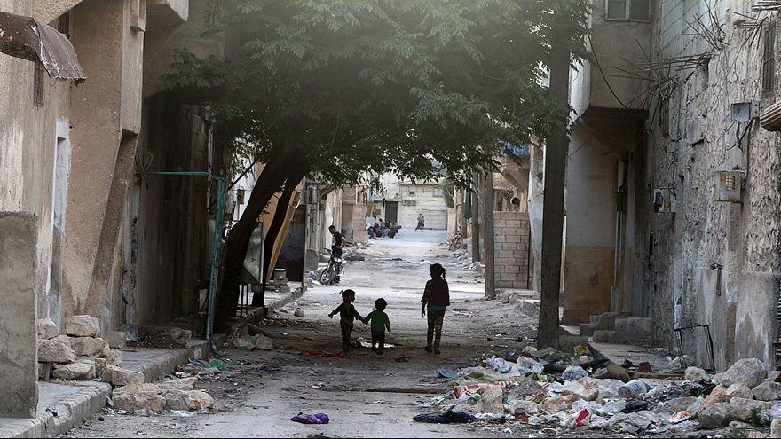 كيري في جنيف لإعادة تفعيل وقف القتال في سوريا