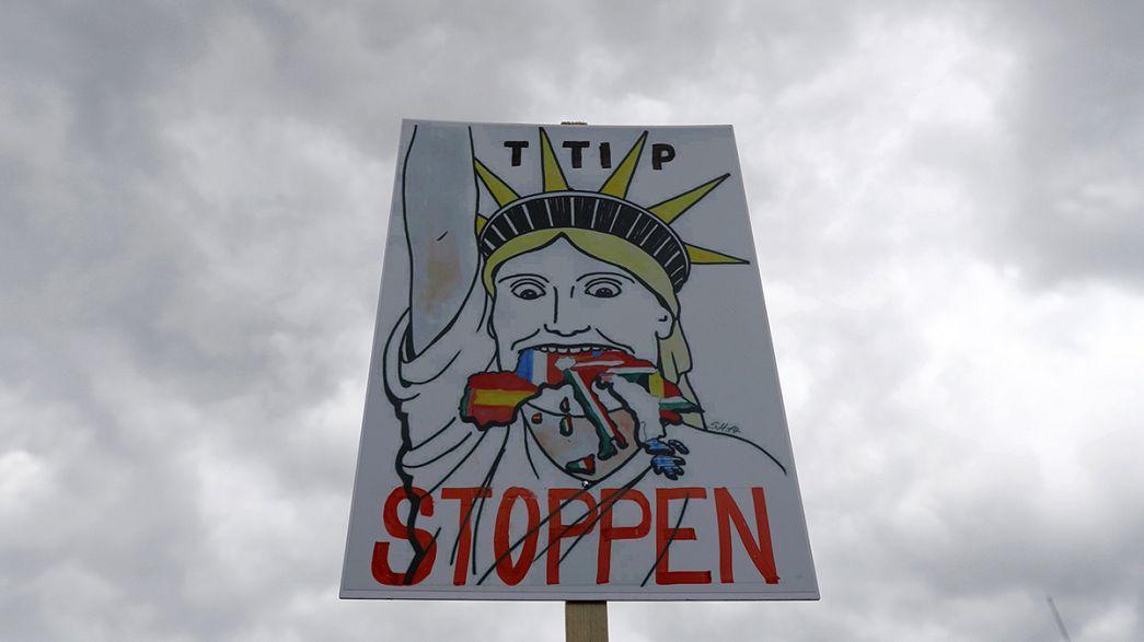 El TTIP: filtración versus engaño