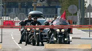 'Night Wolves' bikers refused entry into Poland