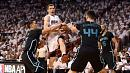 NBA: Miami Heat nach Sieg über Charlotte Hornets im Viertelfinale