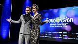 Flaggen-Fehde vor Eurovision Song Contest