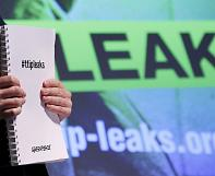 Greenpeace leaks secret TTIP documents as US-EU trade talks spark protest